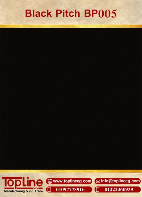 عينات كوريان من شركة توب لاين corian Samples from topline Black Pitch BP005