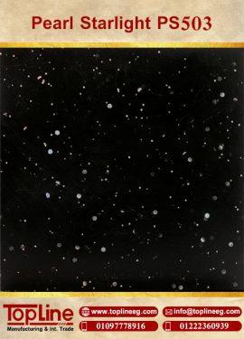 عينات كوريان من شركة توب لاين corian Samples from topline Pearl Starlight PS503
