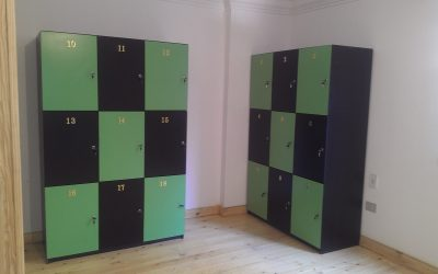 لوكر كومباكت compact HPL locker